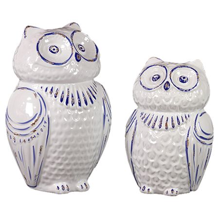 You Should Join Joss And Main I Did Ceramic Owl Owl Decor Urban Trends Collection