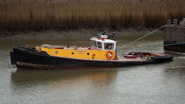 s walsh & sons tug olympian 15 01 2014 by philip bisset, via Flickr