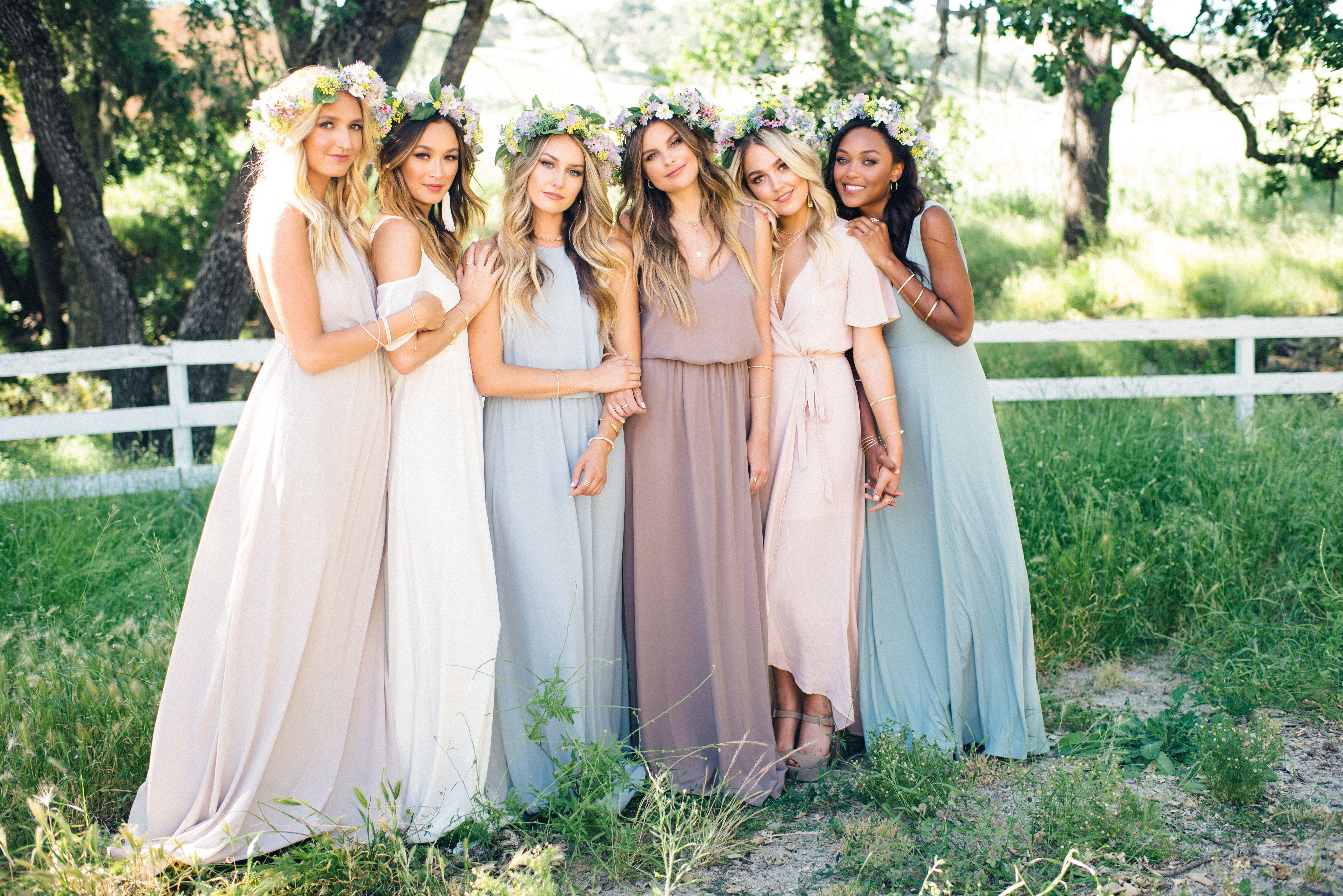 Show me your mumu mumu weddings lookbooks pinterest here is the ultimate list of bridesmaid dress ideas so that you can ensure your girls have the perfect dress for the wedding celebrations ombrellifo Image collections