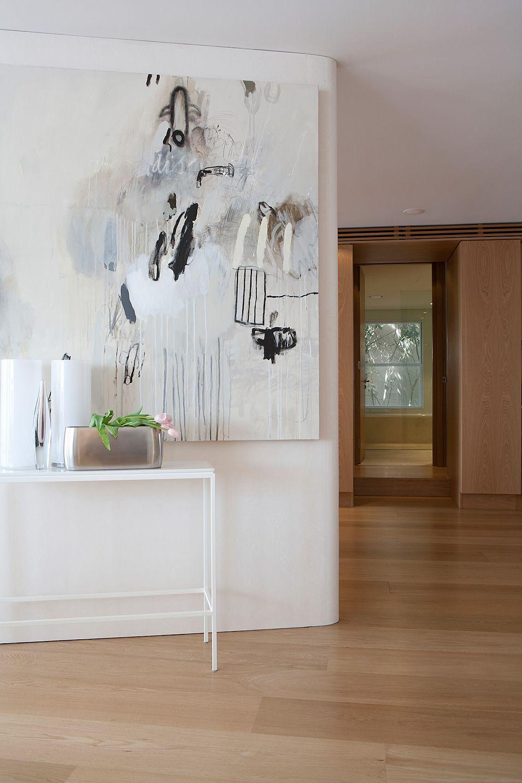 Mitte jahrhundert kinderzimmer point piper appartement by coap architects  abstrakte  pinterest
