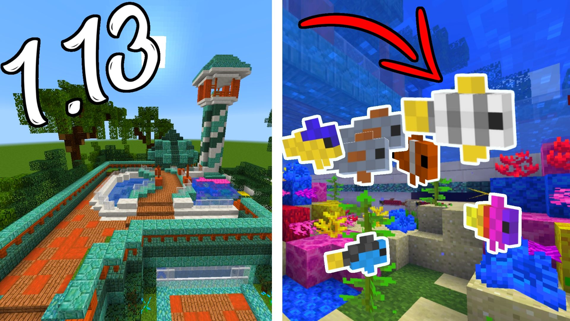 Minecraft Aquarium Ideas To Give You Some Inspiration For The New