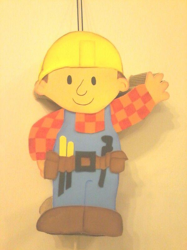 Hermosa Manualidades Bob The Builder Elaboración - Dibujos Para ...