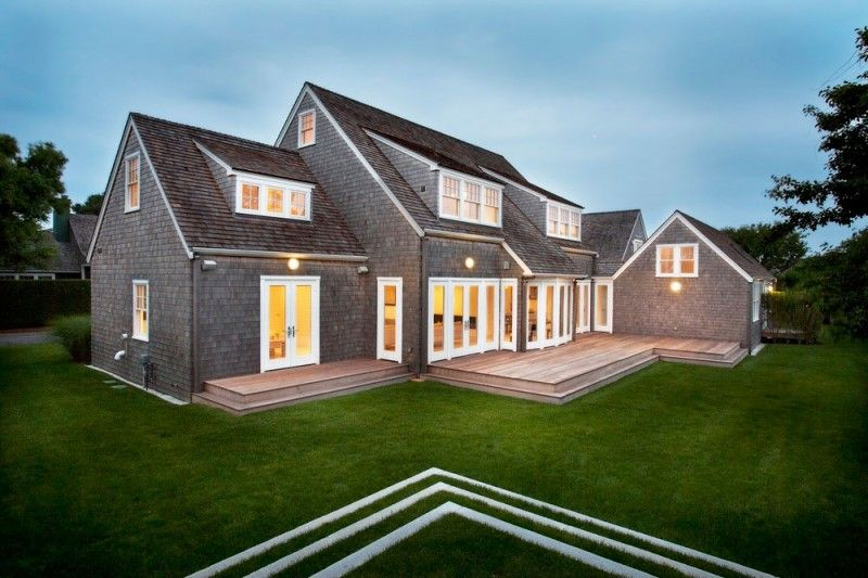Nantucket Private Residence by HFP Ambuske Architects Architects