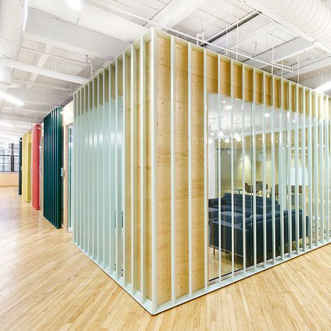 MSDS Studios Shopify offices inspired by shipping containers