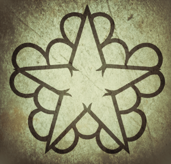 How to Draw Black Veil Brides Star, Step by Step, Band