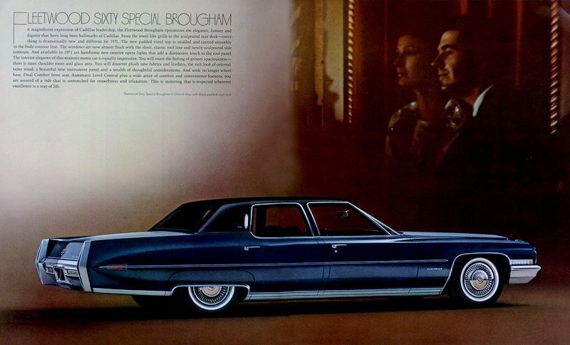 1971-cadillac-fleetwood-sixty-special-brougham | classic cars #2