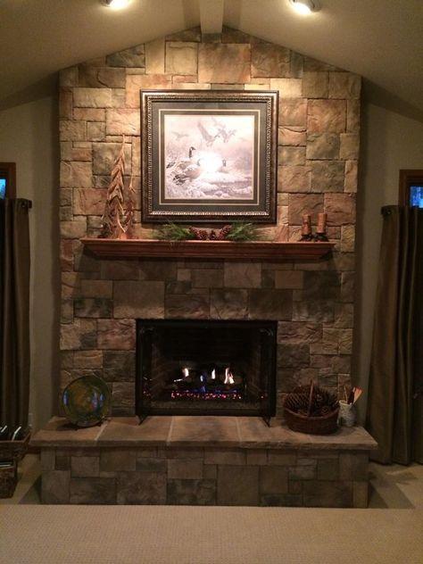 Más Pines para tu tablero modelos de casa Navidad Pinterest - tipos de chimeneas