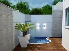 Bildresultat f r organizar un patio peque o con una pileta for Construir una piscina en un patio pequeno