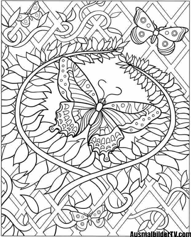 malvorlagen für erwachsene | Coloring books | Pinterest | Coloring books