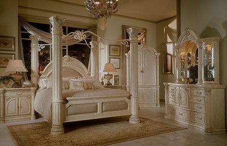 king size canopy bedroom sets | Modern bedroom sets to replace your ...