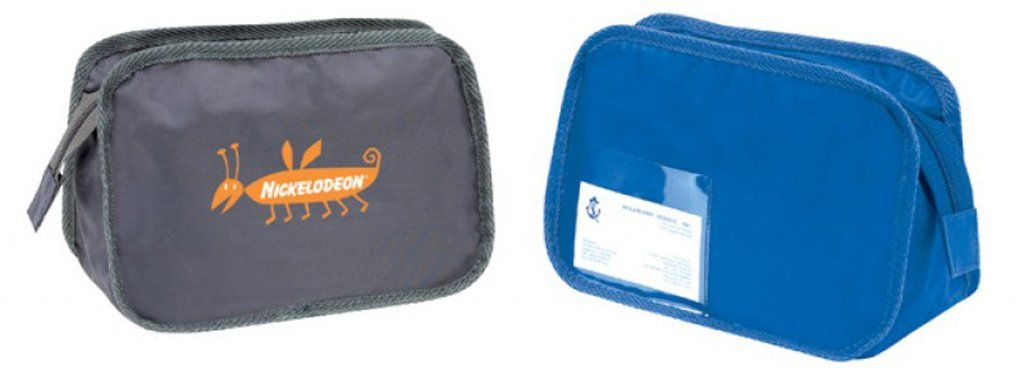 Wholesale Make Up Bag [Dark Grey] (Case of 200)