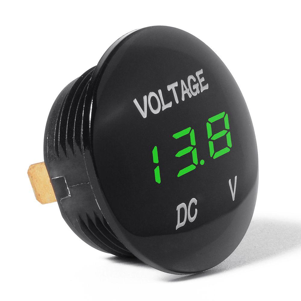 Wire Digital Voltmeter Wiring Diagram