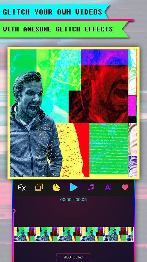 Pin by Dynasty Apps ☎ on Glitch art Android   Glitch art, Glitch