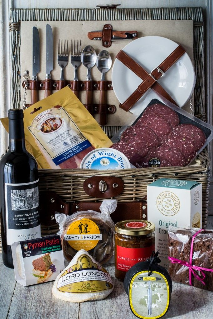 British Food Fortnight Luxury Hamper Giveaway (With images