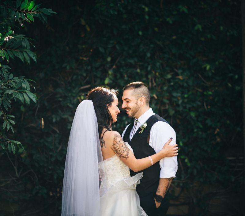 Amanda & Kenny Real Wedding Blog Post Photographed By