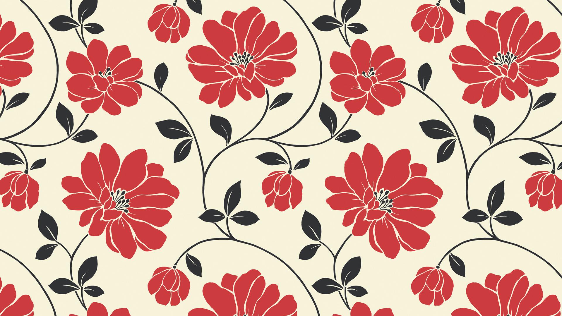 flower pattern tumblr pattern desktop background ...