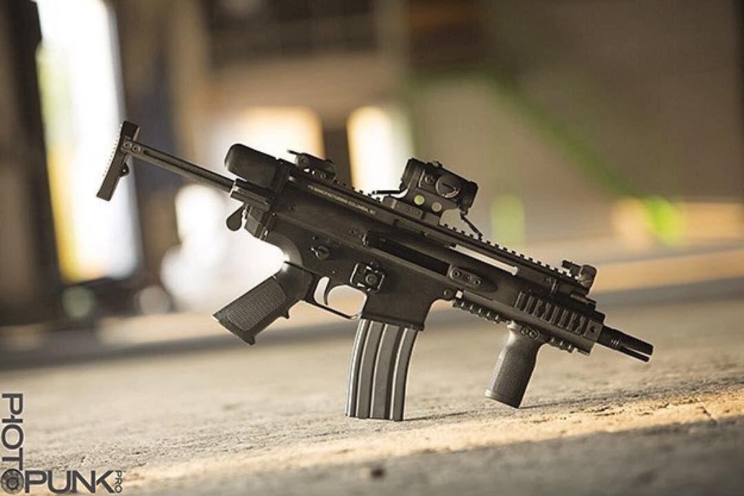PDW SCAR 16  | Guns | Guns, Weapons, Fn scar