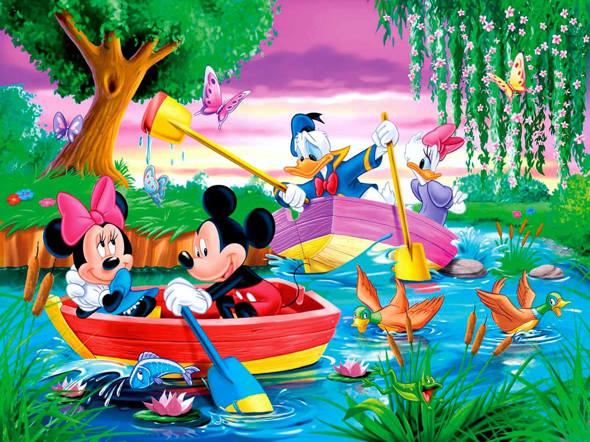 Mickey Mouse Cartoons Hd Wallpapers Download Hd Walls Images