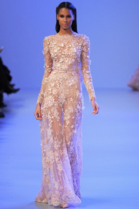 Spring 2014 Couture Elie Saab – Fashion Style Magazine