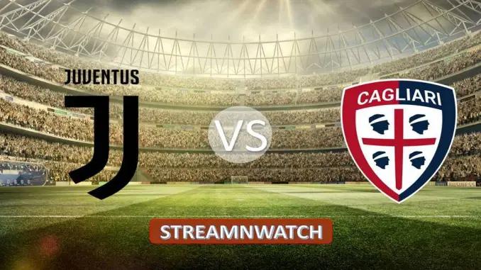 Juventus Vs Cagliari Cagliari Juventus Live Streaming
