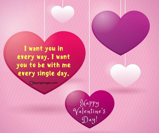valentines day messages | Quotes & Pictures | Pinterest | Happy ...