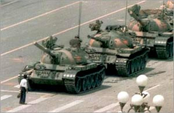 Image result for chinese troops storm tiananmen square