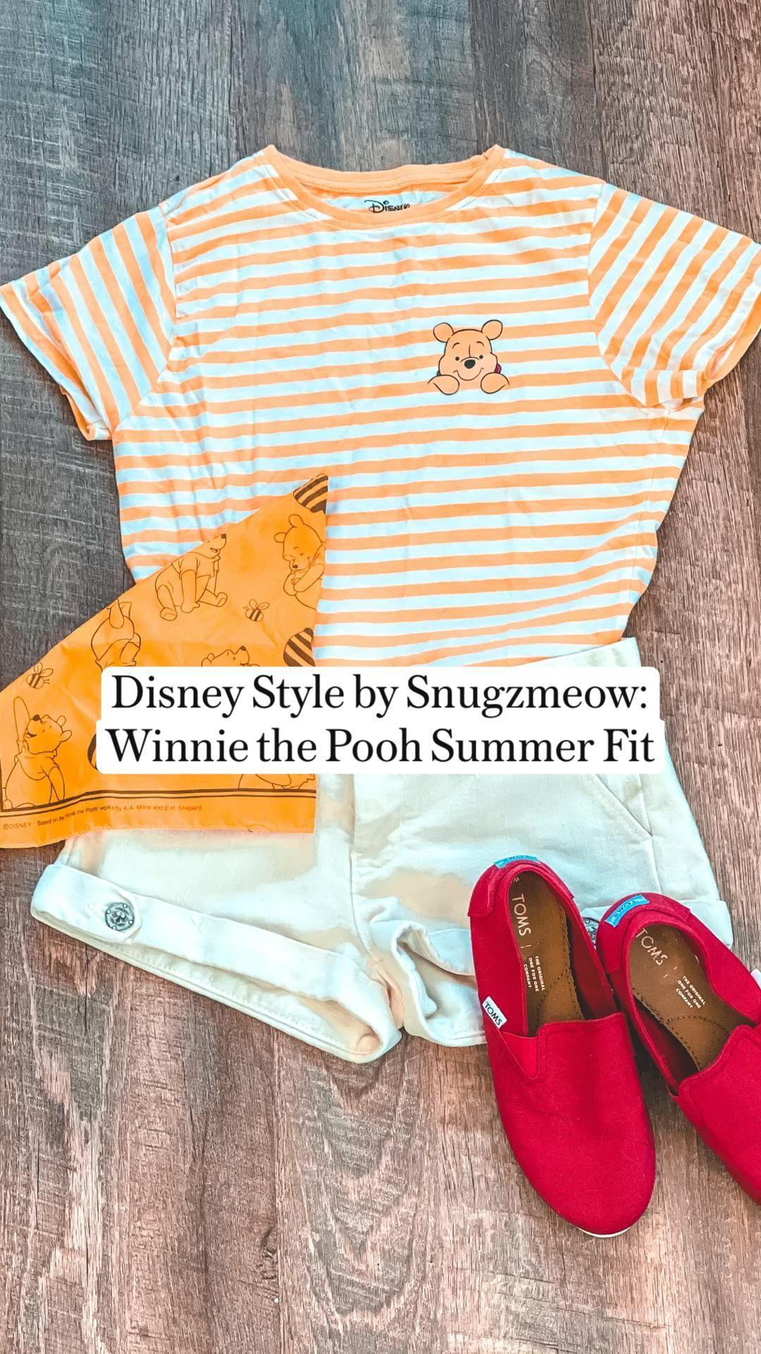 500+ Disney Style by Snugzmeow  Winnie the Pooh Summer Fit