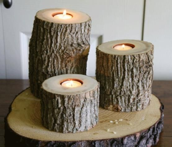 23 Creative Craft Ideas How To Use Tree Branch   Great For Those Of Us Who  Live Around A Bunch Of Trees!