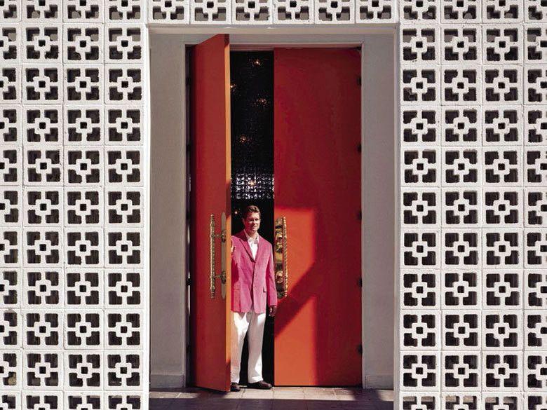 Une oasis confidentielle : The Parker Palm Springs