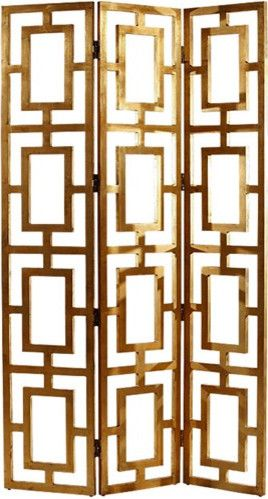 Traditional Screens And Wall Dividers- Folding Screen