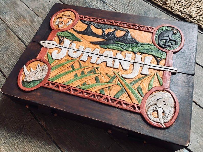 Jumanji (Gameboard) Scale Replica 11 in 2020 Jumanji