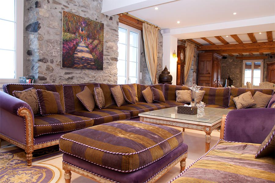 Brown And Purple Living Room With Delightful Brown And Purple Living Room  Minimalist