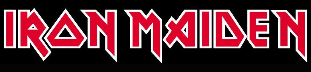 iron maiden design logo bands pinterest heavy