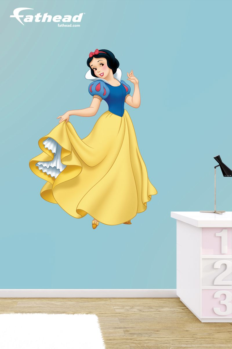 Snow White | Snow white, Wall decals and Wall murals