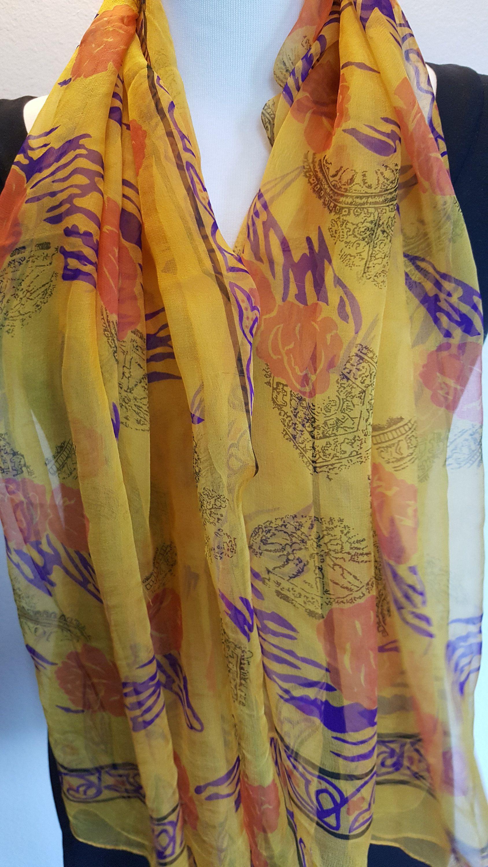 408b5182d CLEARANCE Silk Georgette Shawl Wrap Scarf 34