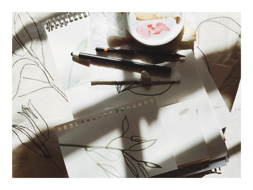 A sketching weekend ahead