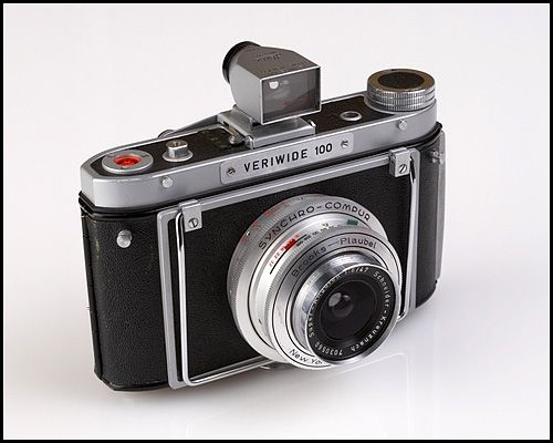 Brooks-Plaubel Veriwide 100 - A forgotten camera I wouldn't mind to own...