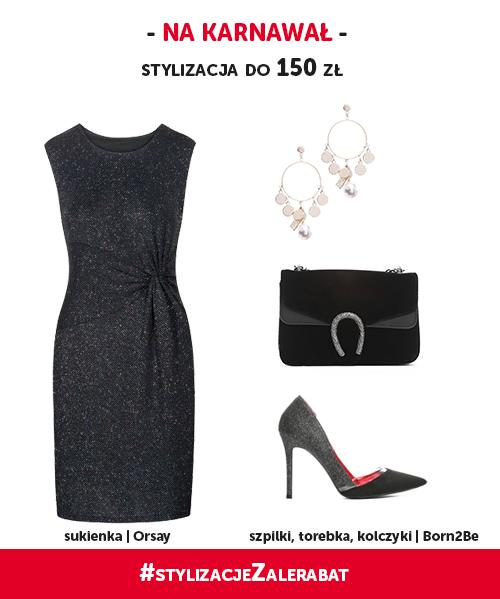 Stylizacja Na Karnawal Moda Fashion Fashion Little Black Dress