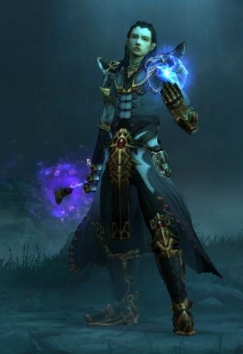 Diablo Male Wizard Google Search Fantasy Male Cosplay