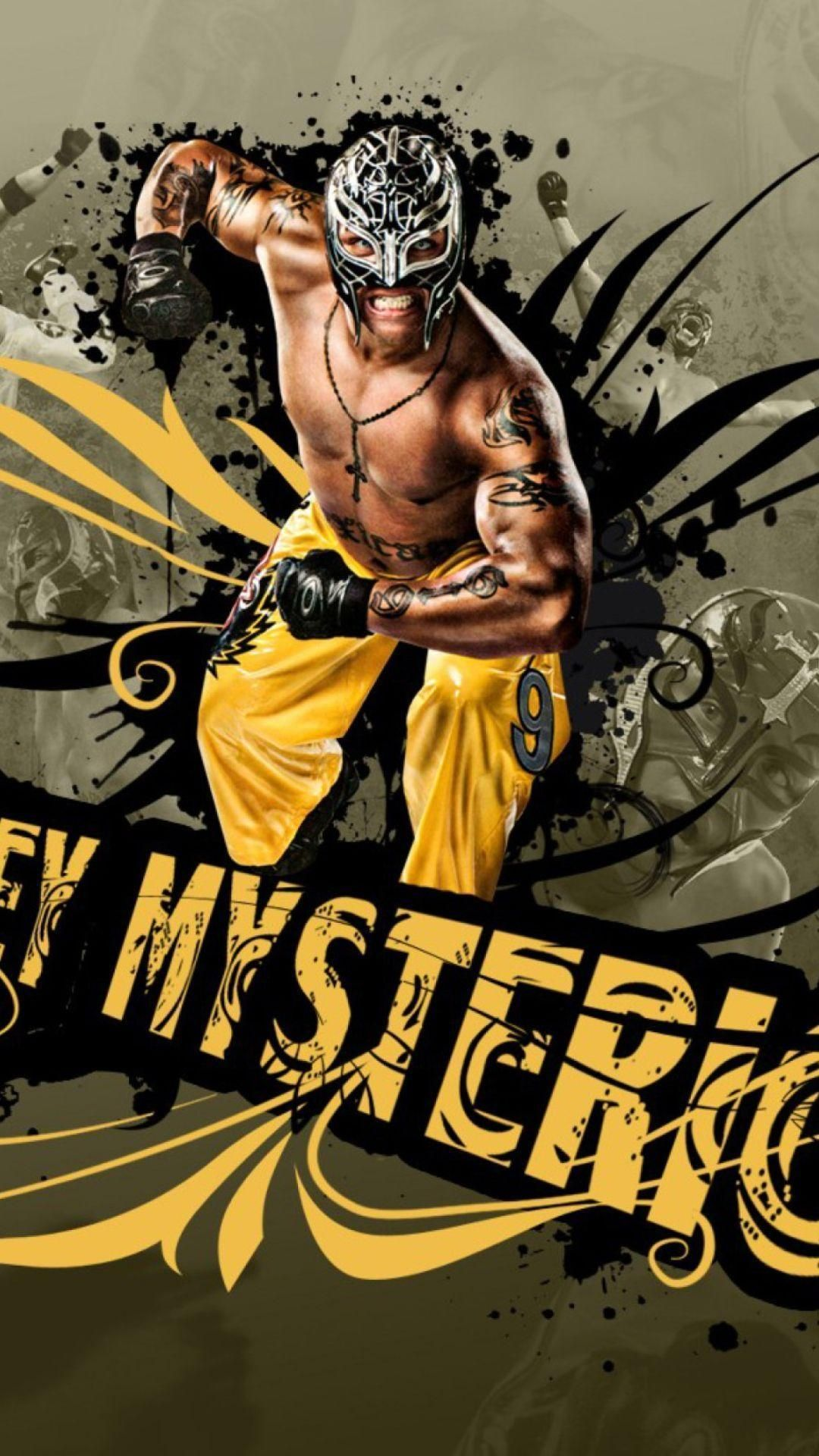 Rey Mysterio Wallpaper for iPhone Wwe wallpapers, Wwe