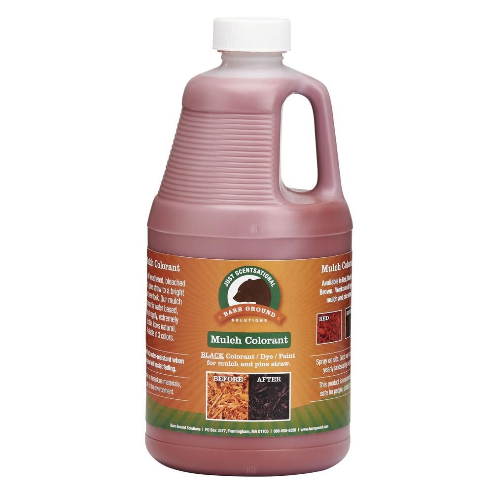 Just Scentsational 1/2 Gal. Red Mulch ColorantMC64R