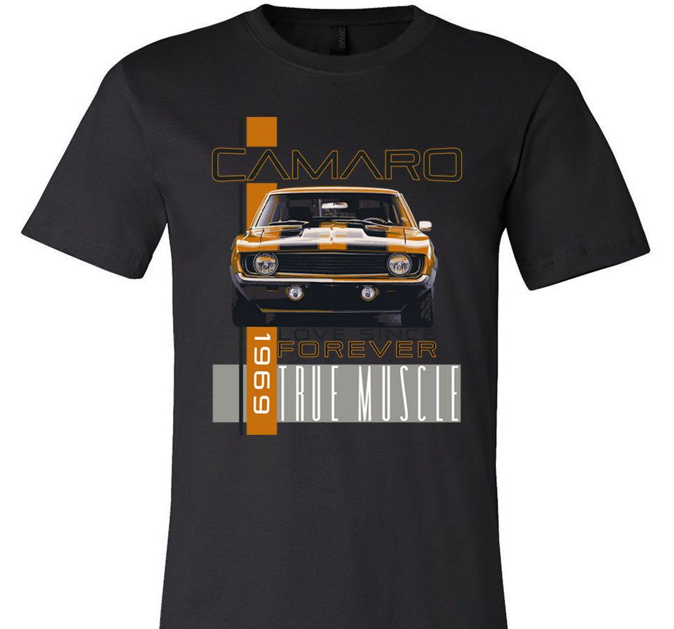 t shirts muscle cars