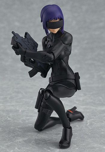 picture of figma Motoko Kusanagi: The New Movie ver. w/ Free Display Case 3