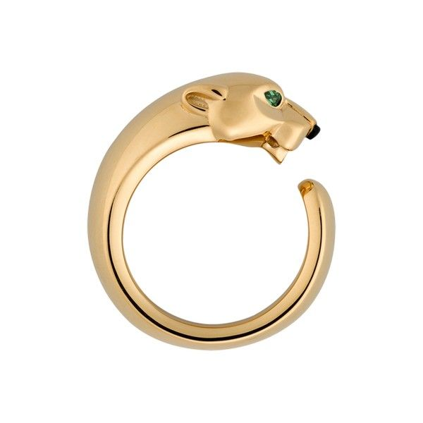 de gold eyes brooch product and with prev jaguar cartier panthere emerald enamel ring yellow