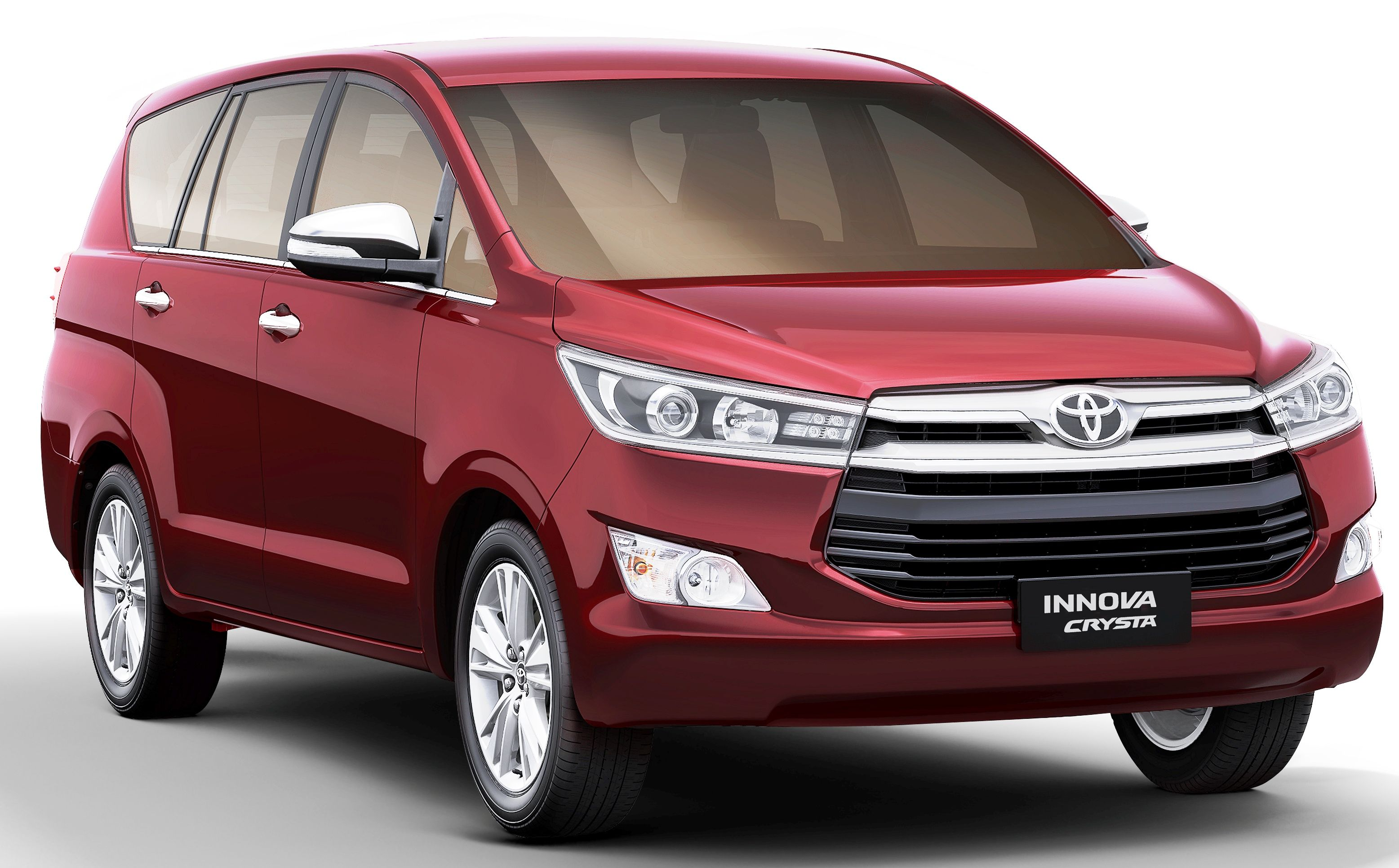 second gen toyota innova crysta to launch in the first week of may rh pinterest com