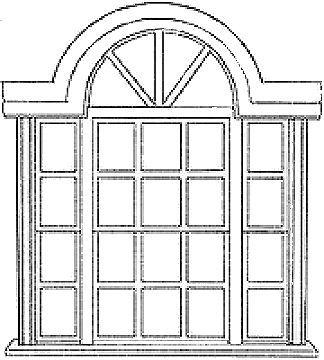 Vitrales alondra maria picasa nettalbum fichier pour cameo maison miniature meuble en - Gabarit maison en carton ...