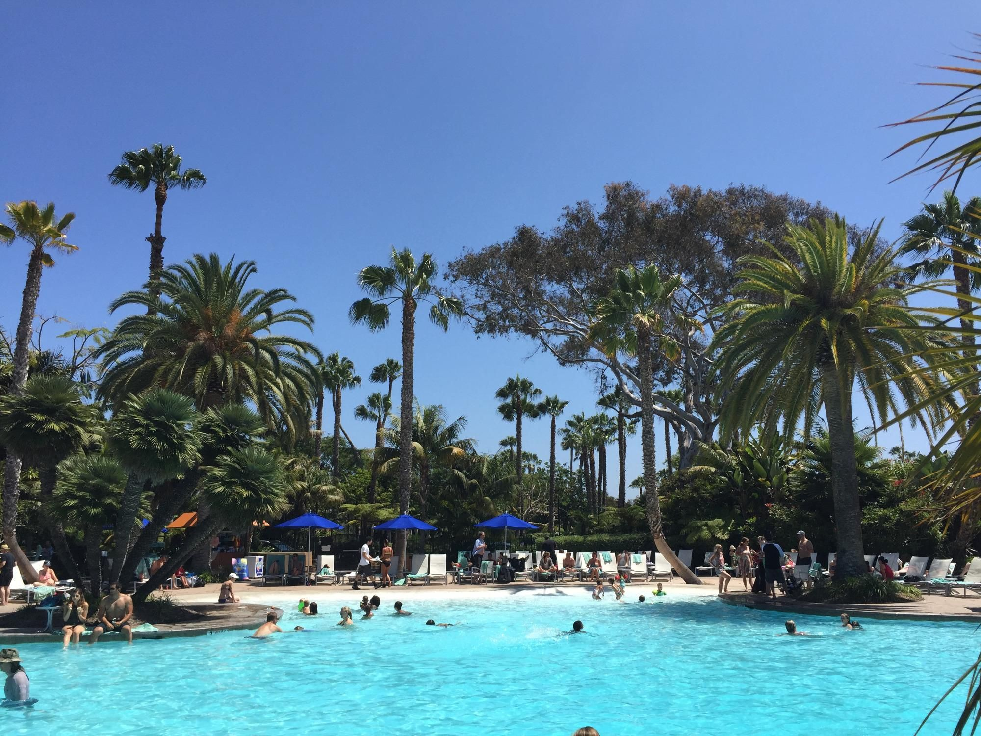 Paradise Point Resort Spa San Diego Hotel Website Gives