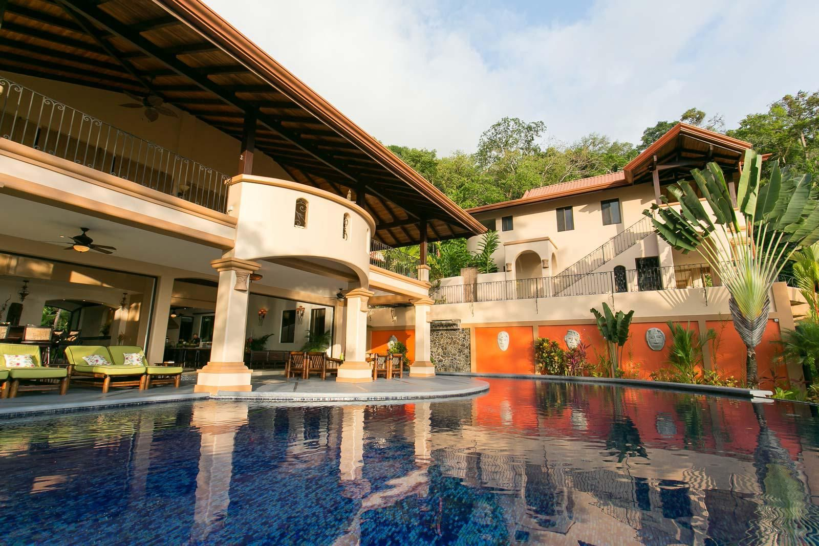 ocean view pool villa for sale investment opportunity costa rica rh pinterest at