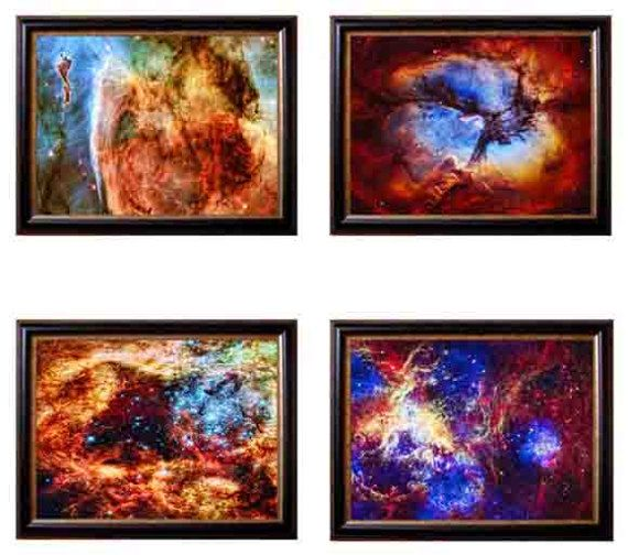 hubble space wall art astronomy prints universe outer space art
