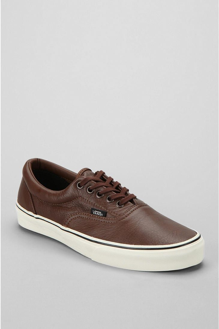 498fffe8a0 Vans Era Leather Sneaker  UrbanOutfitters